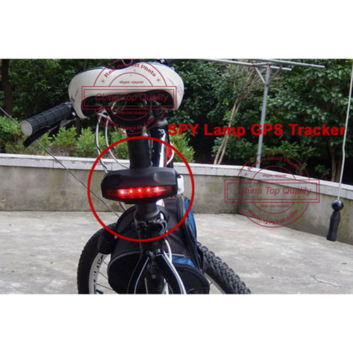 t18 rear lamp bicycle gps tracker vjoycar china best gps. Black Bedroom Furniture Sets. Home Design Ideas
