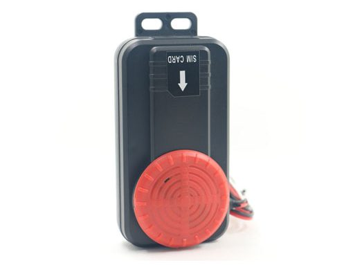 T3124 Motorcycle Alarm Spy GPS Tracker