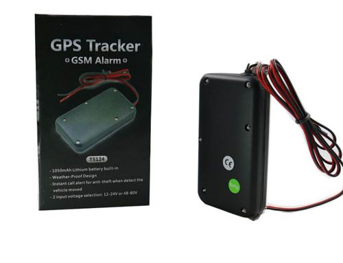 T5124 Car GPS Tracking Device