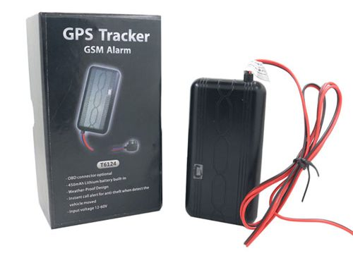T6124 Cheap Car GPS Tracker