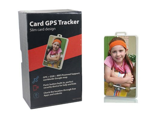 T531w ID Card GPS Tracker