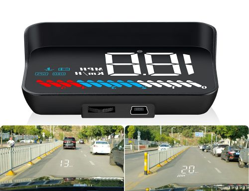 M7 Cheap Hud OBD GPS