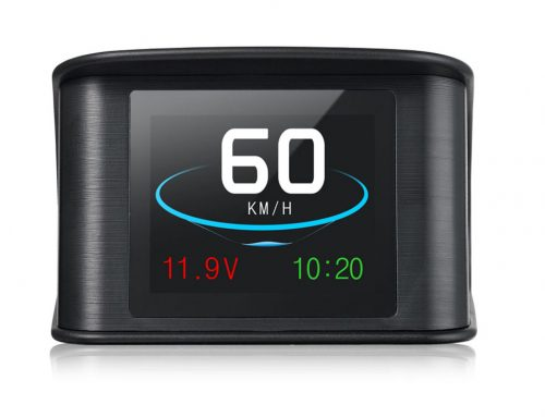 T600 Digital Car Speedometer