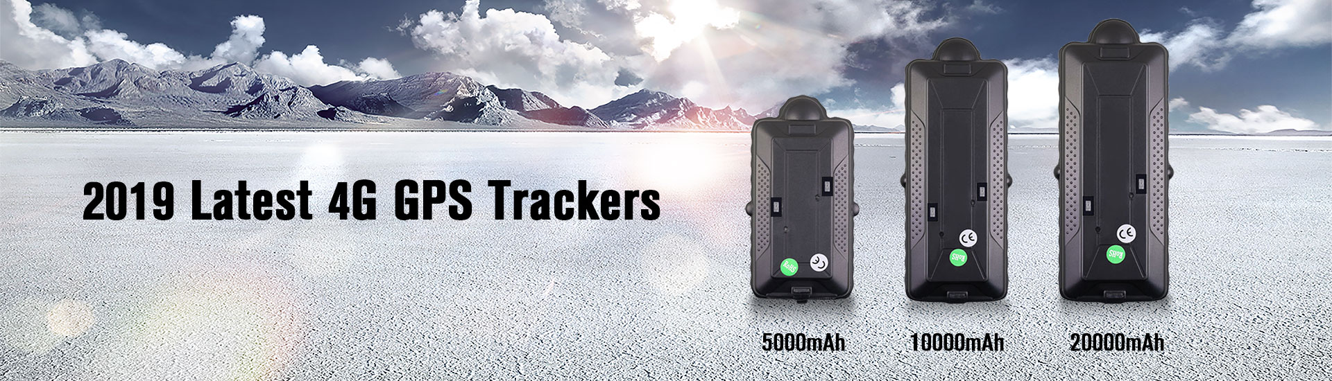 4G GPS Trackers